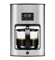 OBH Nordica - Vivace Tempo Kaffemaskine - Sølv