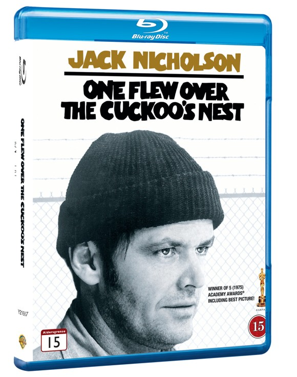 One Flew Over The Cuckoo's Nest - Blu ray