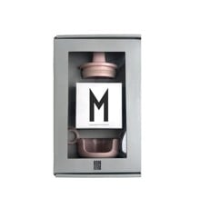 Design Letters - Grow With Your Cup Gaveæske M - Pink