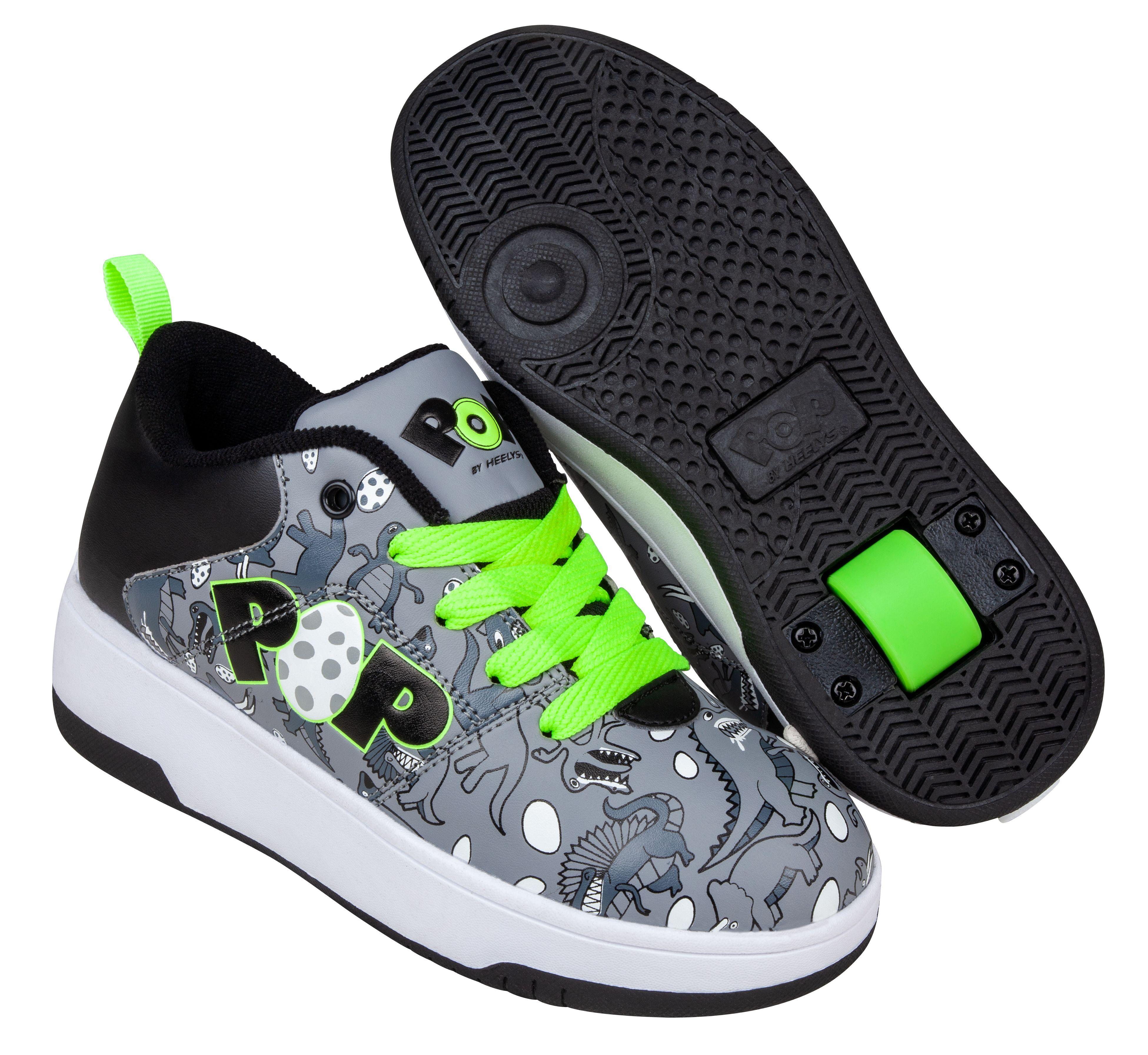 Heelys - POP Shoes - Charcoal (size 34) (POP-B1W-0083)