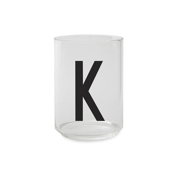 Design Letters - Kids Tritan Personal Drinking Glass - K