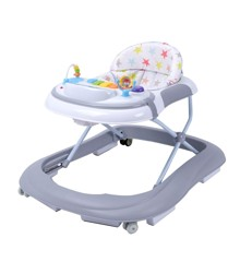 Babytrold - Walker - Grey