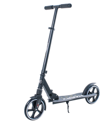 Playfun - Scooter - Black (6173)