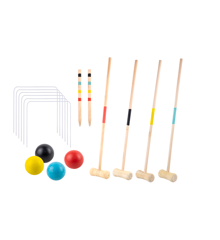 Playfun - Croquet Set (5028B)