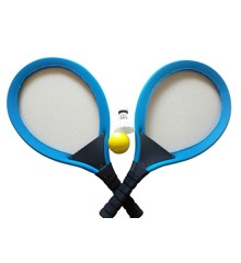 Playfun - 2 in 1 Soft Racket Set (8395)