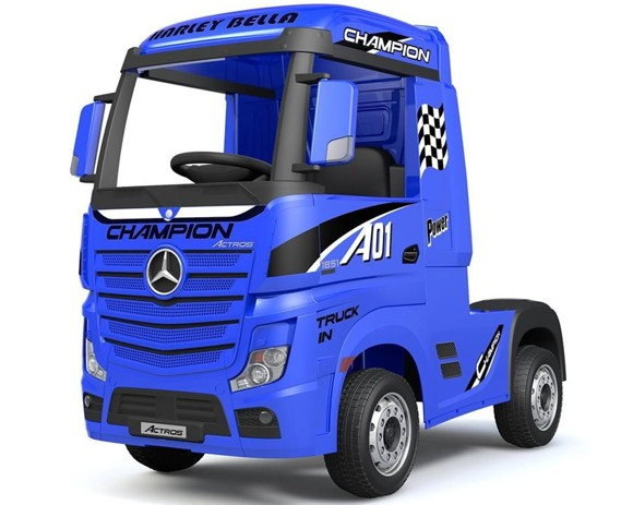 Azeno - Ebil - Mercedes Actros Lastbil