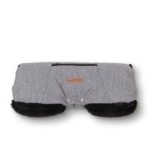 Babytrold - Hand Muff - Grey Denim