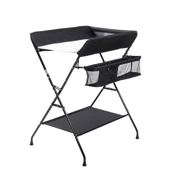 Babytrold - Vera Changing Table - Black