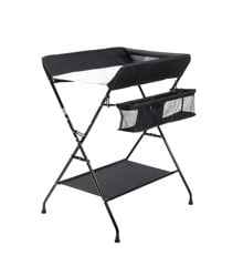 Babytrold - Vera II Changing Table - Black