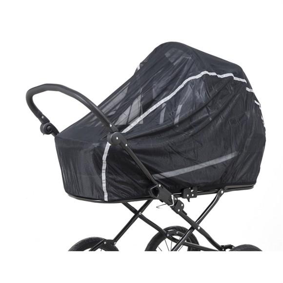 Babytrold - Myggenet m. Refleks