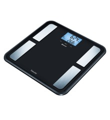Beurer - BF850 XL Diagnostic Bathroom Scale with Bluetooth - 5 Years Warranty