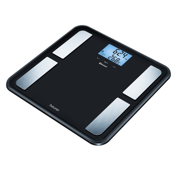 Beurer - BF850 XL Diagnostic Bathroom Scale with Bluetooth ( 5 Years Warranty )