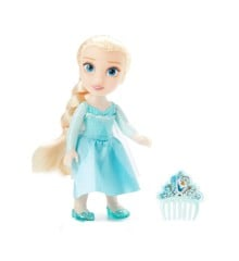 Disney Frozen - Petite with Hard Bodice + Comb - Elsa (20597)