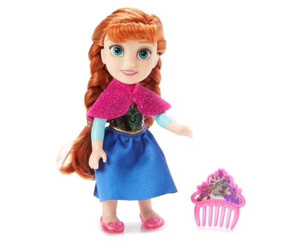 Frost - Dukke med Kam - Anna