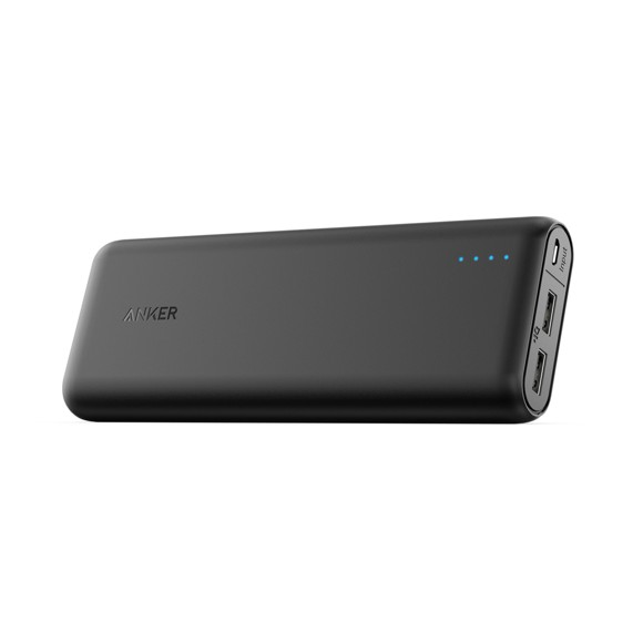 Anker - PowerCore 15600 with 4.8A Output PowerIQ and VoltageBoost Technology (E)