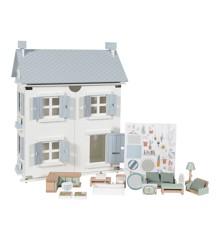 Little Dutch - Holz Puppenhaus, 20-teilig (4466)
