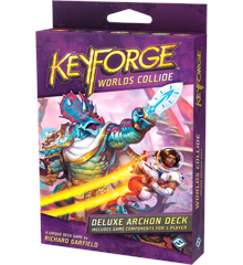 KeyForge - Worlds Collide Deluxe Deck (FKF06)