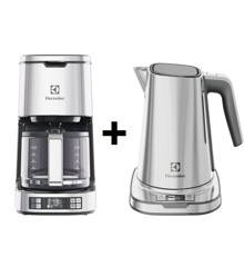 ​Electrolux - EKF7800 Coffee Machine + EEWA7800 kettle Bundle
