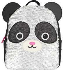Snukis - Small Back Pack w/Sequins - Panda (0410794)