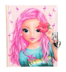 Top Model - Diary Tropical w/lock (0410033)