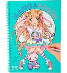 Top Model - Manga - Malebog