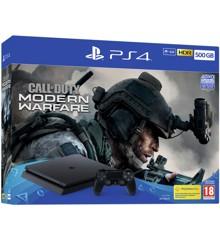 Playstation 4 Slim 500 GB (Call of Duty: Modern Warfare Bundle)