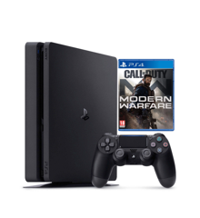 Playstation 4 Slim 500 GB (Call of Duty: Modern Warfare Bundle)