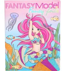 """Top Model - Fantasy """"Fancy foils"""" Design Bog"""