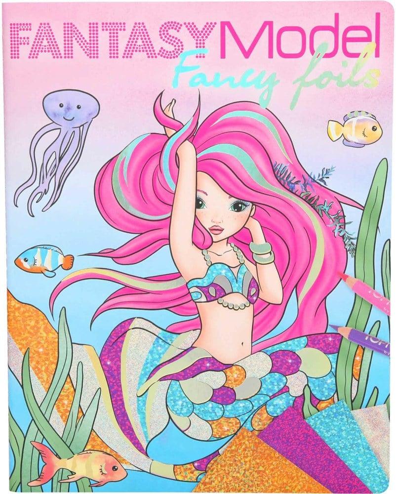 "Top Model - Fantasy ""Fancy foils"" Design Book (0410351)"