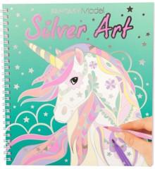 """Top Model - Fantasy """"Silver Art"""" Design Bog"""