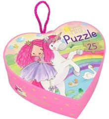 Princess Mimi - Heart Shaped Jigsaw (0410952)