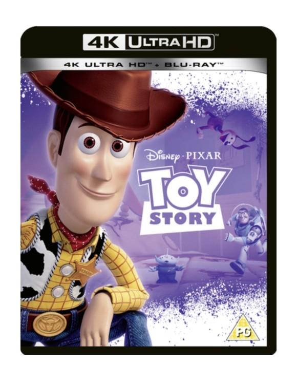 Toy Story - 4K (UK Import)