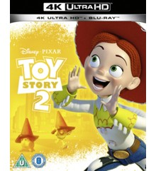 Toy Story 2 - 4K (UK import)