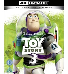 Toy Story 3 - 4K (UK import)