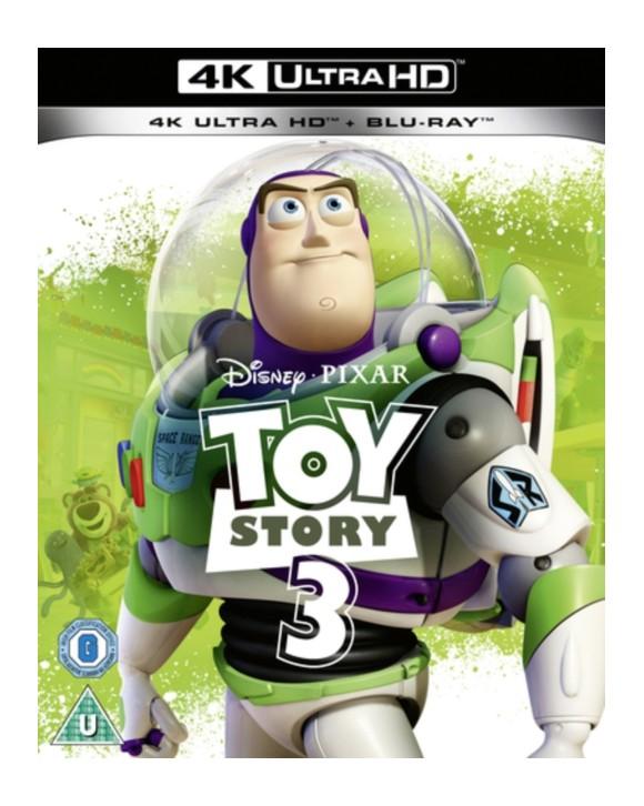 Toy Story 3 - 4K (UK import)