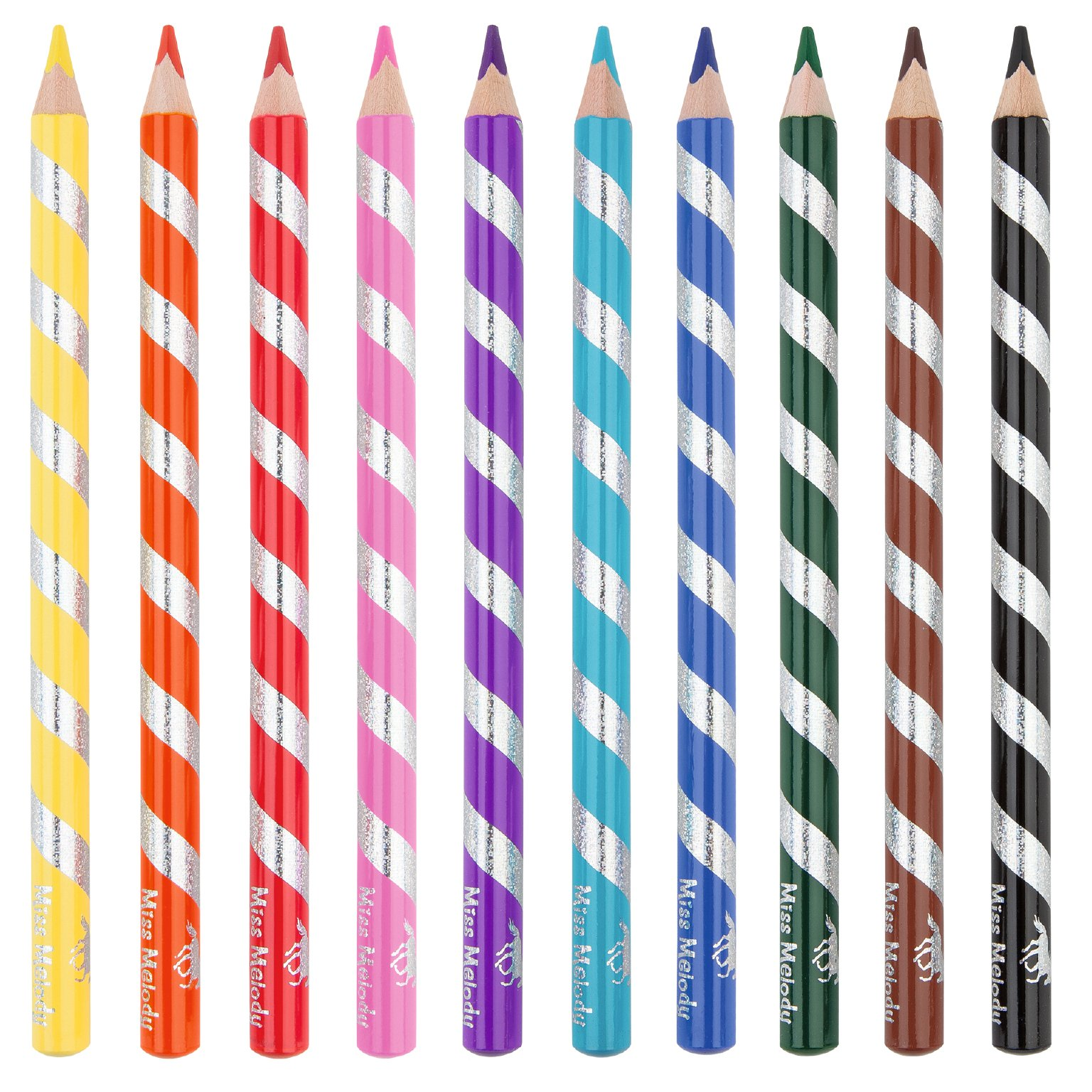 Miss Melody - Colouring Pencils (047461)
