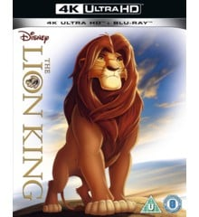 The Lion King - 4K (UK import)