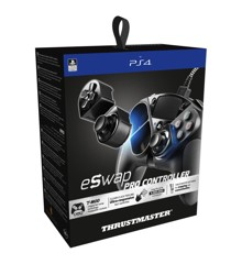 Playstation 4 Thrustmaster eSwap Pro Controller Black