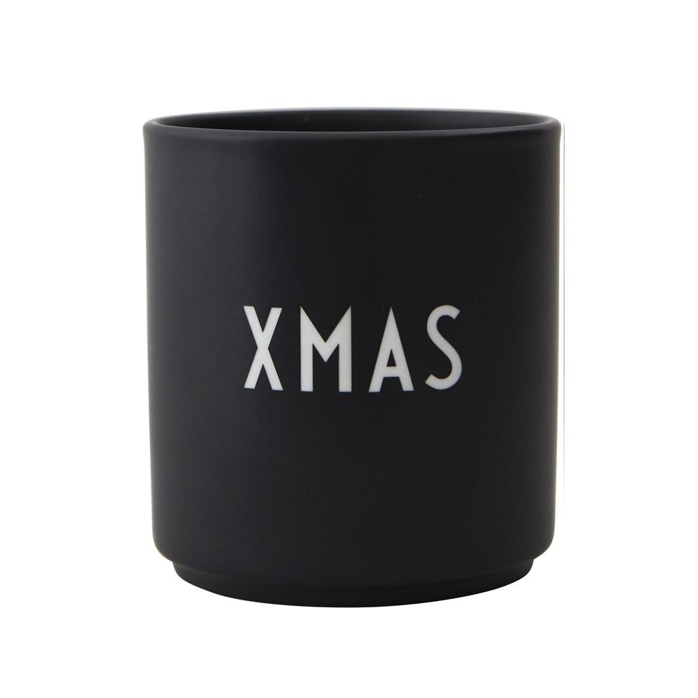 Design Letters - Favourite Cup - Xmas (10101002BLACKXMAS)