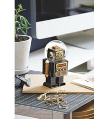 Snowglobe - Summerglobe - The Robot (Black) (330448)