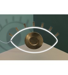 Lamp - Oculus (Gold/White) (DYOCULUNE)