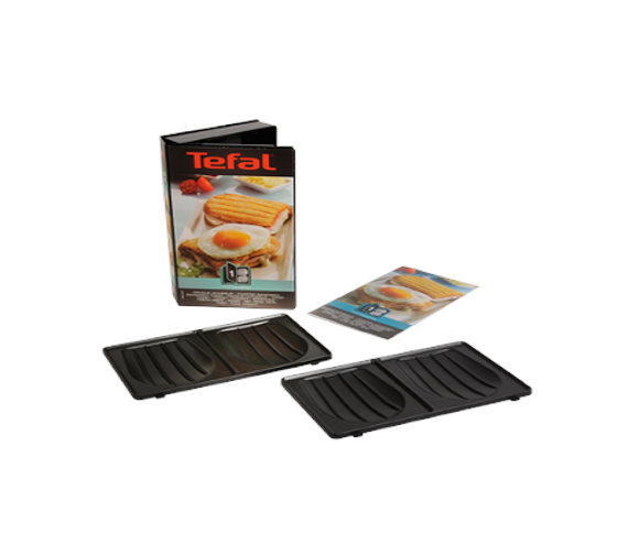 ​Tefal - Toasted Sandwich ​Set For Snack Collection Box 1 (XA800112)