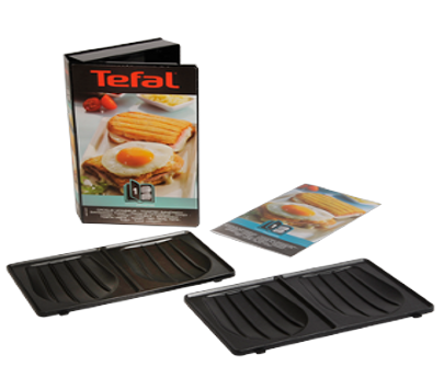 ?Tefal - Toasted Sandwich ?Set For Snack Collection (XA800112)