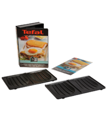 ​Tefal - Toasted Sandwich ​Set For Snack Collection (XA800112)
