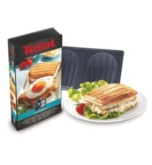 Tefal - Snack Collection - Box 1 - Toasted Sandwich Set (XA800112)