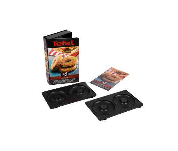 Tefal - Bagels Set For Snack Collection (XA801612)
