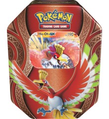Pokemon - Poke Tin Fall 17 Mysterious Powers - Ho-Oh GX (POK80264H)