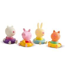 Peppa Pig - Bath Toy - Peppa with Friends