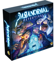Paranormal Detectives - Boardgame (English) (LD29301)