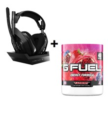 ASTRO - A50 Gen4 PS4 + G FUEL FaZeberry Tub Bundle